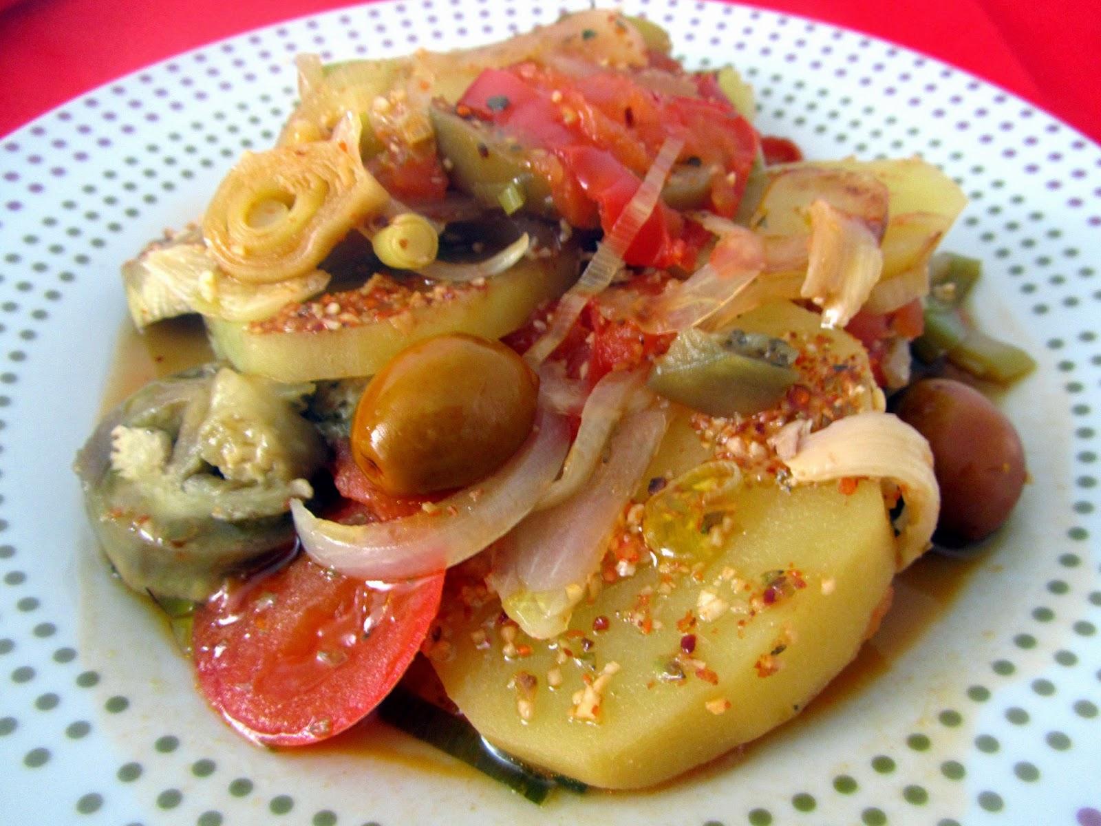Cocina con luz verde berenjenas a la criolla - Comida vegetariana facil de preparar ...
