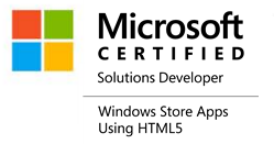 Microsoft Certified Solutions Developer (MCSD