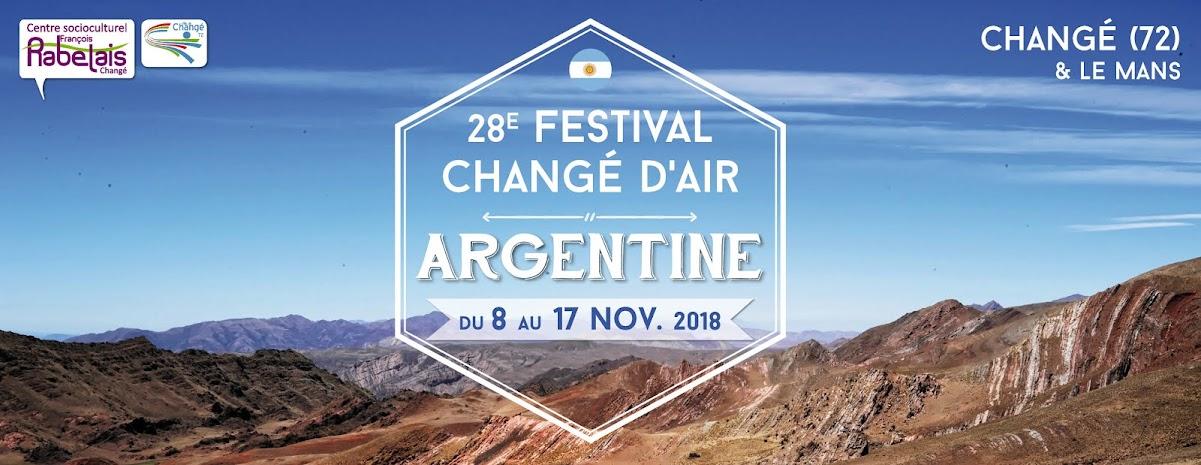 28e Festival Changé d'Air : l'Argentine