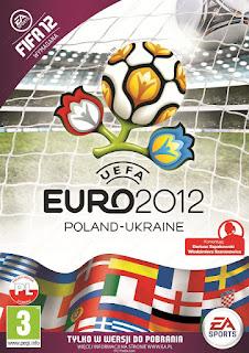 Game UEFA EURO 2012 EA Sports