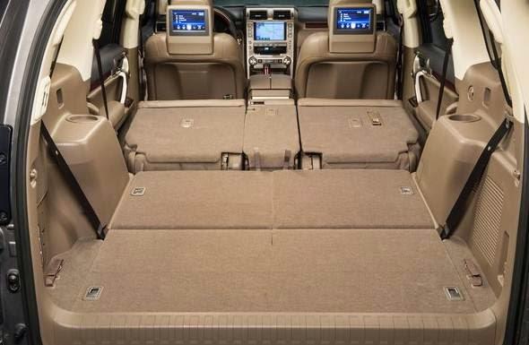 2016 Lexus GX 460 Price