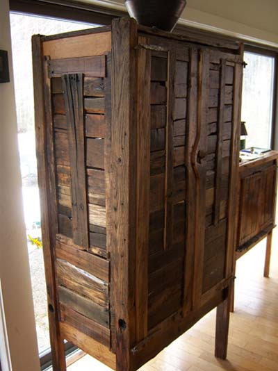 Repurposed Pallet Furniture