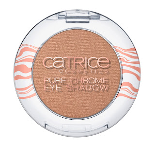 Lumination by CATRICE – Pure Chrome Eye Shadow - www.annitschkasblog.de