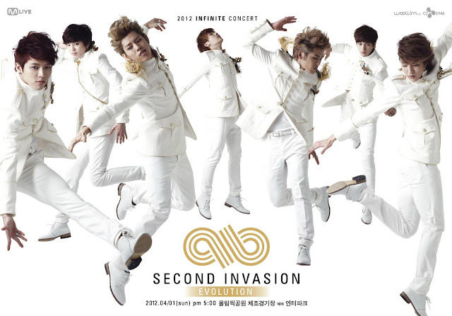 Infinite 2nd invasion