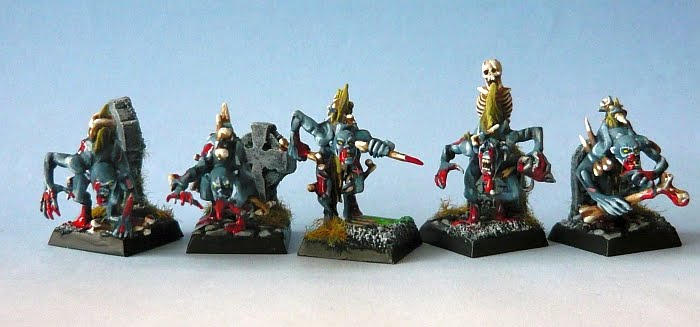 undead - New undead warband by Skavenblight Ghul1