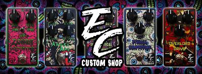 EC pedals