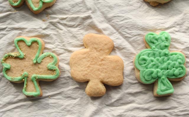 gluten-free sugar cookies!