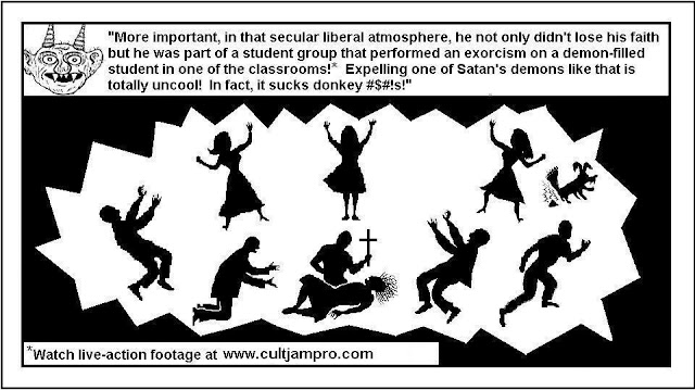 exorcism satire comic jack chick