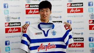 Park Ji-sung join QPR