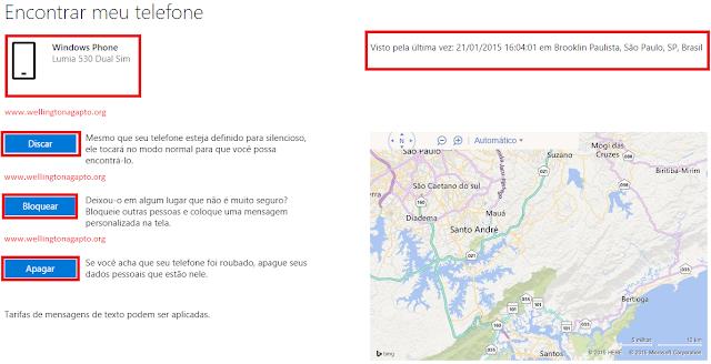 Perdeu ou roubaram o seu Windows Phone? Saiba como formatar seu Windows Phone perdido ou roubado.
