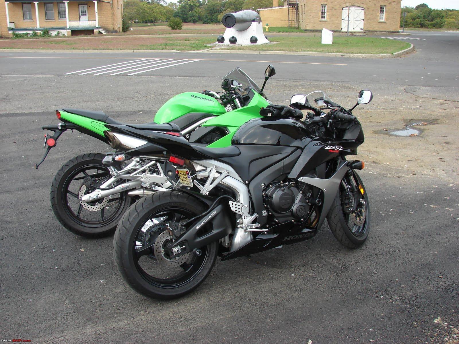 HI-TECH Automotive: SPorts Bike Kawasaki Ninja 650R: