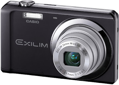 Specifications and Price Camera Casio Exilim EX-ZS5 Updated