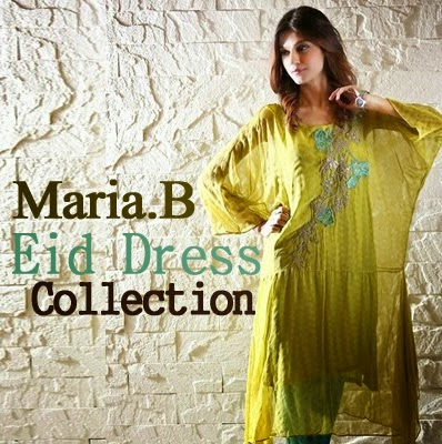 Maria.B Eid Dress Collection