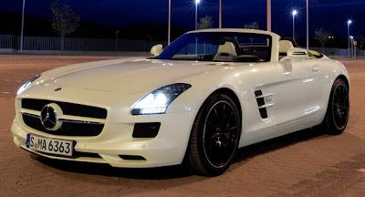 Carro deportivo mercedes benz sls amg 2012 carros autos for Mercedes benz deportivo