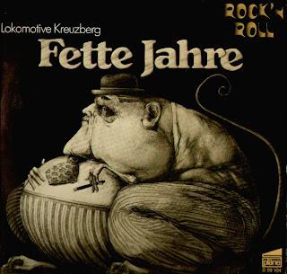 LOKOMOTIVE KREUZBERG - FETTE JANRE 1975(KRAUTROCK)