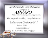 MI CERTIFICADO DE CUMPLIMIENTO