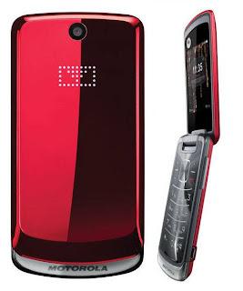 Spesifikasi Harga HP Motorola EX212