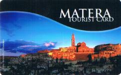 Matera tourist card
