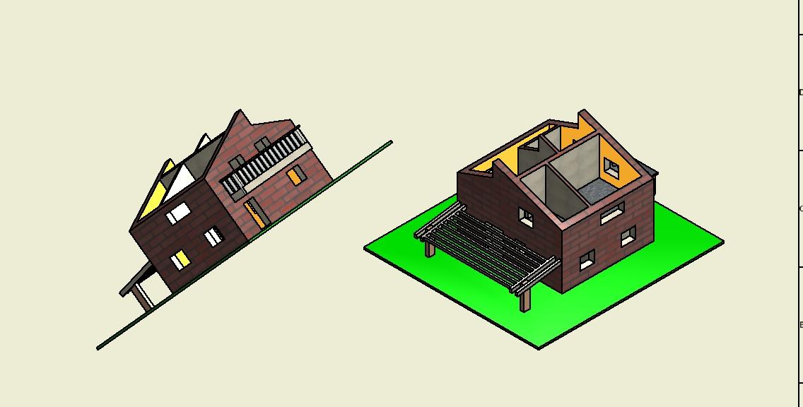 Inserimento balcone progetto domotica 3 f ot ipsia - Progetto casa domotica ...
