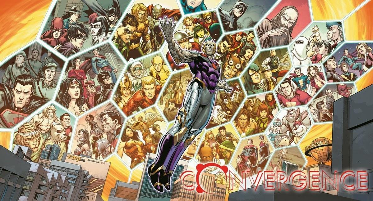 DC Convergence promo