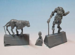 Forgeworld Imperial Enforcer Kit contents