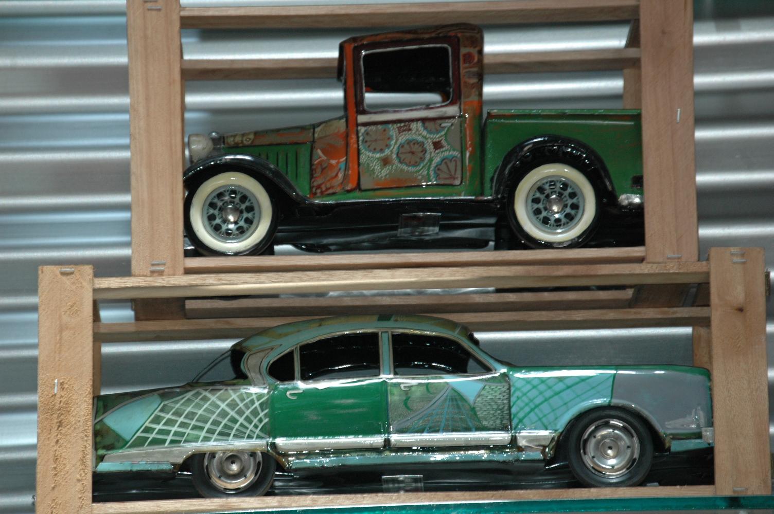 Autos de colección / Sociedad Manual
