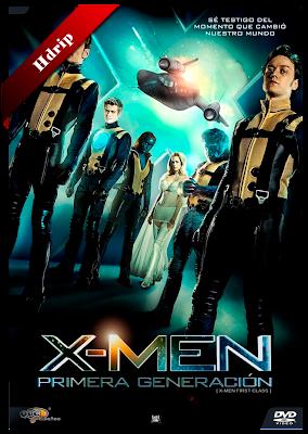X-Men Primera Generacion Hdrip Castellano
