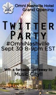Omni Nashville Hotel Twitter Party