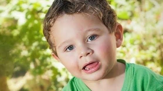 CRIANÇA DESAPARECIDA: JOÃO RAFAEL KOVALSKI, 2 anos.