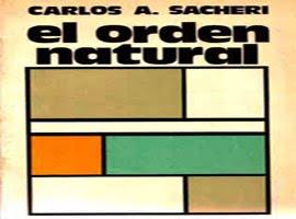 EL ORDEN NATURAL-CARLOS SACHERI
