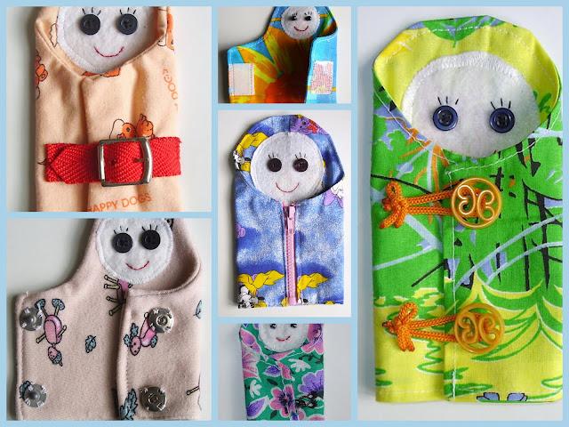 Развивающие игрушки своими руками для детей 4-5 лет фото 15