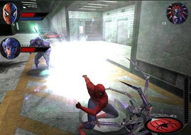 Spider-Man: The Movie Game Screenshots 1