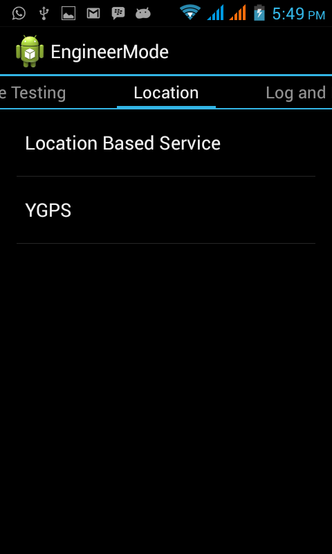 location base service ygps