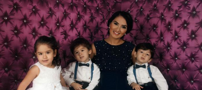 Canımın Üçü -Üçüz bebeklerim Ömer , Elif ve Emiri büyütürken...