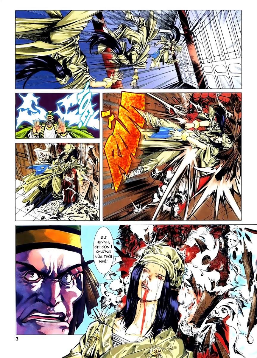Lục Đạo Thiên Thư chap 4 - Trang 3