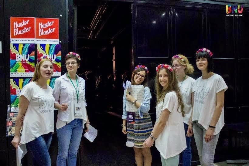 Konkurs za volontere saradnike na Beogradskoj nedelji umetnosti