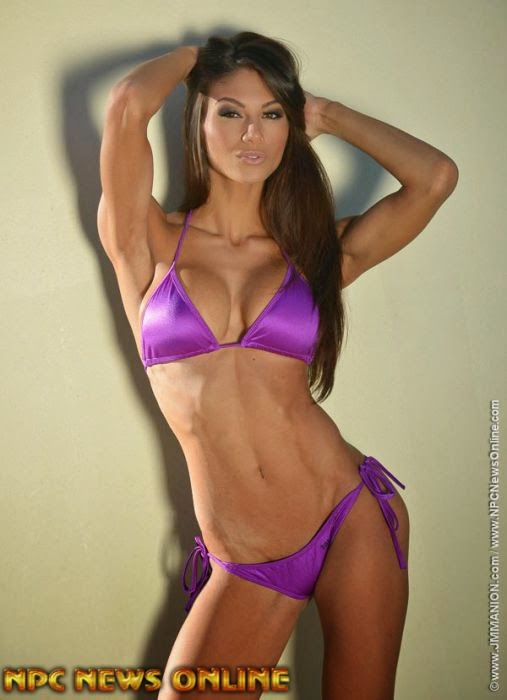 Janet Layug-IFBB Bikini Pro-fitness girls-fitness model female-women fitness