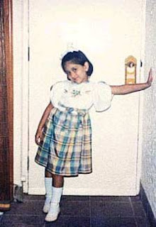 kareena kapoor  Cute childhood images