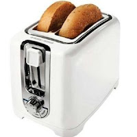 Black and Decker 2-Slice Toaster with Bagel Function