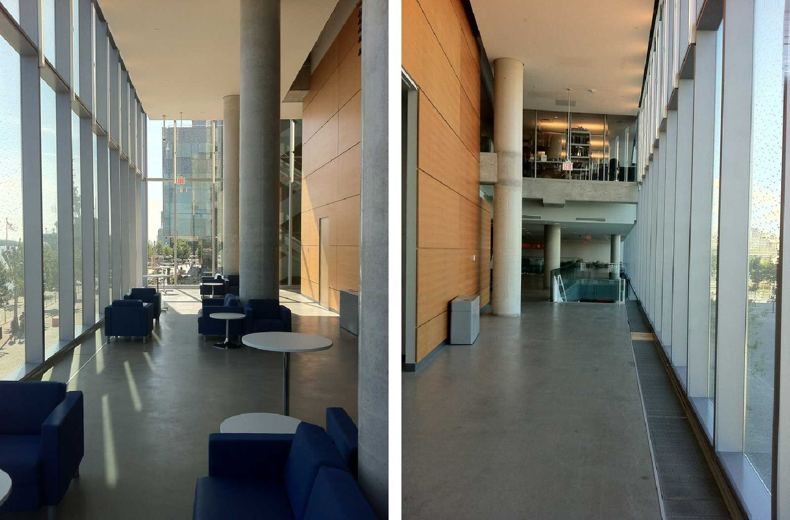 15 George Brown College Waterfront Campus By Stantec KPMB