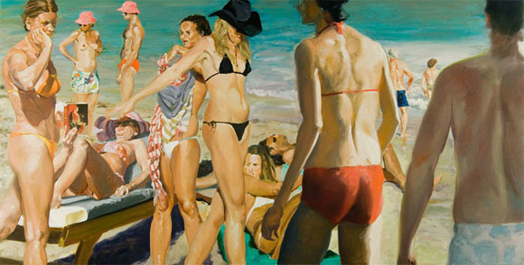 eric fischl painting