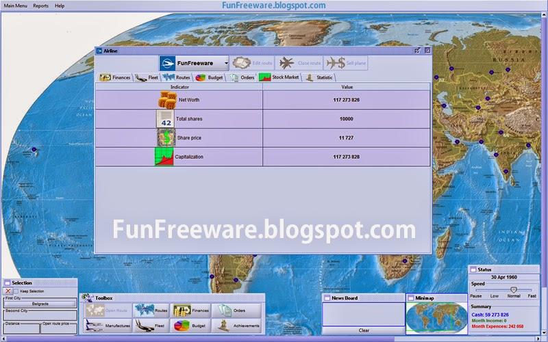 eMo AERO Boss Screenshot Image FunFreeware