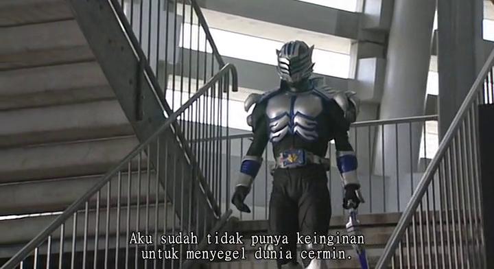 Kamen Rider Ryuki 42 Subtitle Indonesia