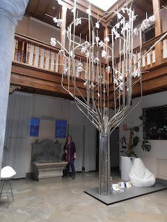 Wish Tree, Gar Anat Hotel, Granada
