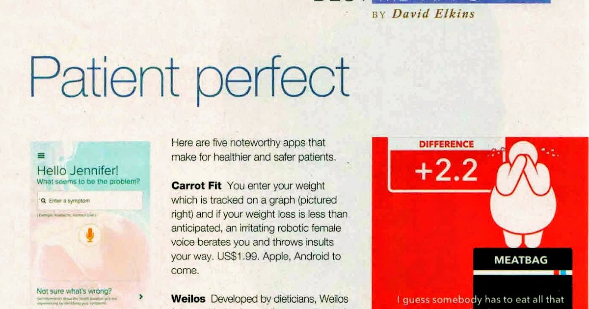Weighty Matters: Canadian Physician Trade Magazine ...