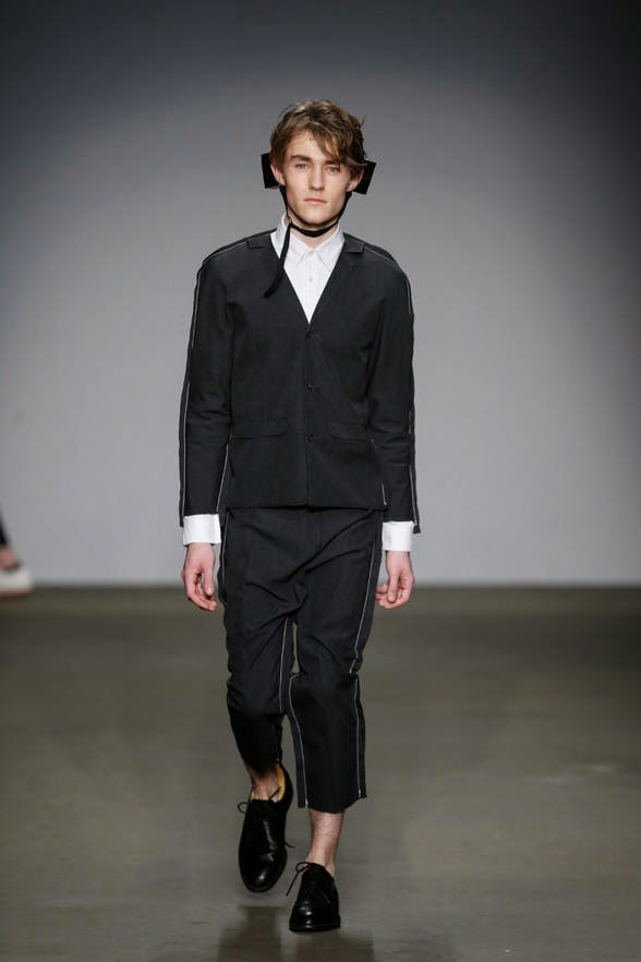 Camiel Fortgens Fall Winter 2015