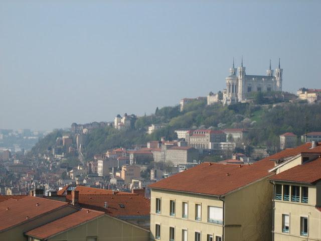 Fourvière em Lyon