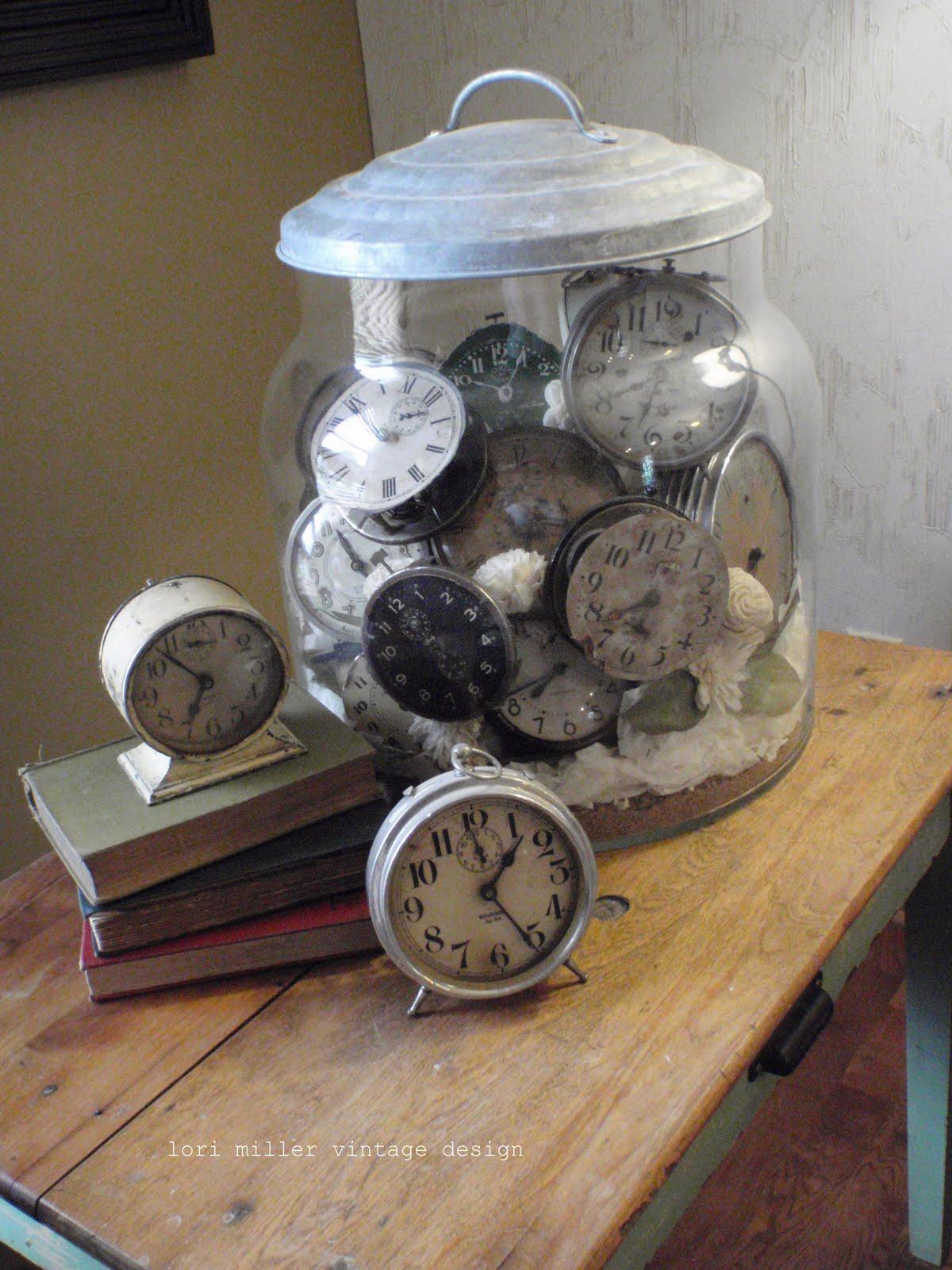 Decorar con relojes en un bote somosdeco blog de decoraci n - Relojes de decoracion ...