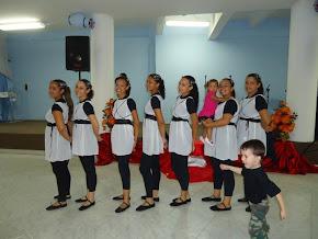 "Ministério de Dança - ""Levanta-te"""