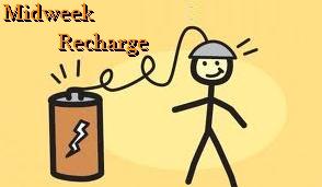 Hypnosis RI: Midweek Recharge Tip